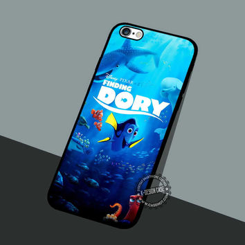 Poster Dory - iPhone 7 6 5 SE Cases & Covers