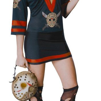 Miss Voorhees Adult Medium Women's Costume for Halloween