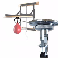 Professional Fitness Boxing Pear Speed Ball Swivel Boxing Punching Speedbag Base Accessory Pera Boxeo Training Equipment Tools
