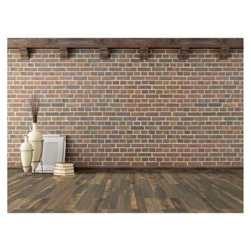 MARAZZI Montagna Wood Weathered Brown 6 in. x 24 in. Porcelain Floor and Wall Tile (14.53 sq. ft. / case)-ULS3624HD1PR - The Home Depot