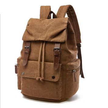 070417 men new computer backpack travel shoulder bag