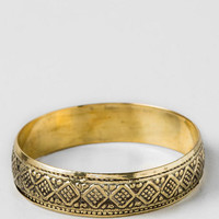 Trina Filigree Bangle