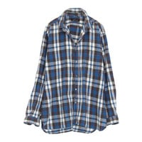 Remake check shirt