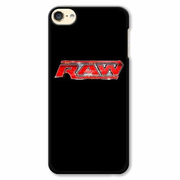 Wwe Raw Logo 2 iPod Touch 6 Case