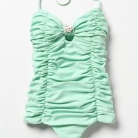 Drawn To The Heart Maillot-Anthropologie.com
