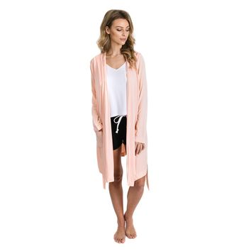 SS18000 TEAM BRUNCH HOODED ROBE