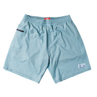 Toes on the Nose Topper Performance Trunks Blue