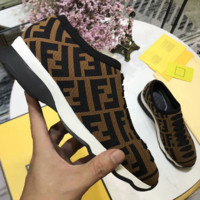 Fendi Sporty sports shoes