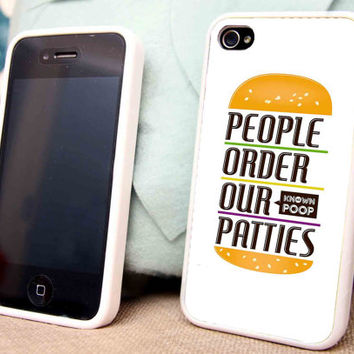 POOP for iPhone 5 5C 5S iPhone 4/4S Samsung Galaxy S3 S4 case