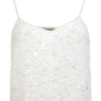 White Big Bead Cami - Clothing - New In