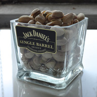 Jack Daniels Single Barrel Nut Dish / Candy Dish