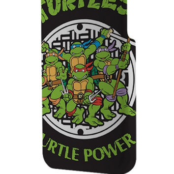 Best 3D Full Wrap Phone Case - Hard (PC) Cover with Ninja Turtle Warrior Hero 2 Design