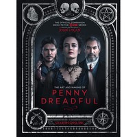 THE ART AND MAKING OF PENNY DREADFUL (HARDCOVER) BOOK