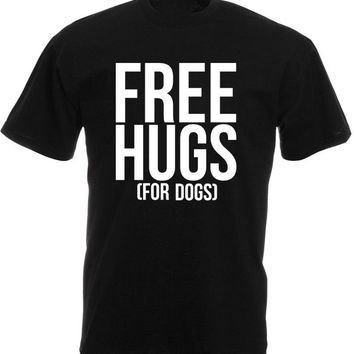 Free Hugs (For Dogs) Graphic Tee