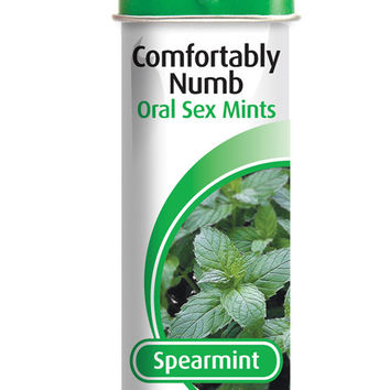 Comfortably Numb Mints - Spearmint