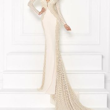 Tarik Ediz 92722 Dress - NewYorkDress.com