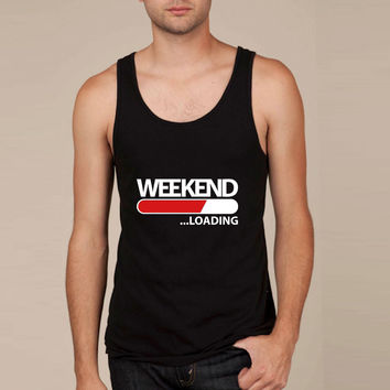 weekend loading f2 Tank Top