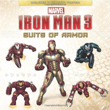 Iron Man 3: Suits of Armor (Marvel Iron Man 3)