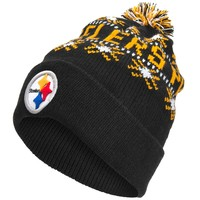 Pittsburgh Steelers - Logo Tip Off Knit Hat