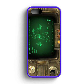 Pipboy Fallout  iPhone 5 Case iPhone 5s Case iPhone 5c Case