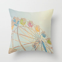 Let's have a GREAT summer! Throw Pillow by Butterfly Photography | Society6
