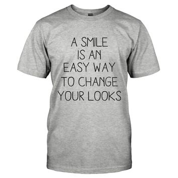 A Smile Is An Easy Way To Change Your Looks