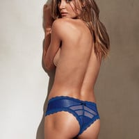 Mesh Strappy Cheeky Panty - Very Sexy - Victoria's Secret