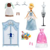 Cinderella Wardrobe Doll Play Set