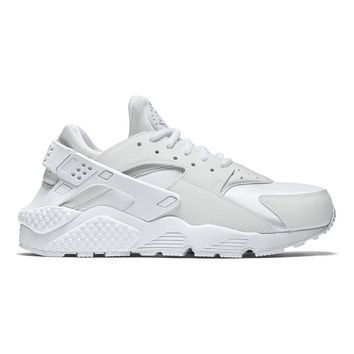 Women's Nike Air Huarache Run Shoe - White