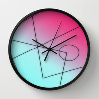 Same but Different Wall Clock by DuckyB (Brandi)