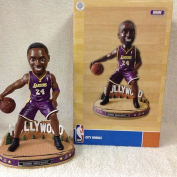 kobe bryant hollywood bobblehead  number 1