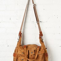 Free People Distressed Utility Tote