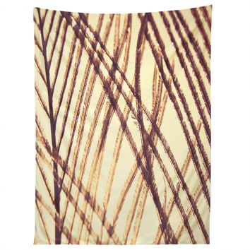 Shannon Clark Sheer Gold Tapestry