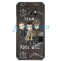 Supernatural Symbols HTC One M10 Case | armeyla.com