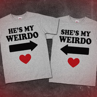 He's She's My Weirdo!