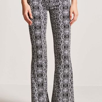 Baroque Flare Pants
