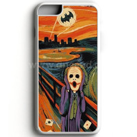 Scream Batman And Joker iPhone 7 Case | aneend