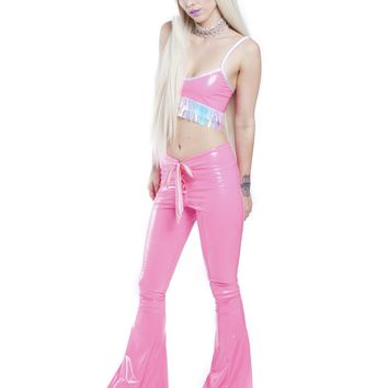 Pink Baby I'm a Star Pant