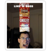 Markiplier Cheez-Its by Fashion2247889