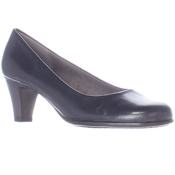Aerosoles Nice Play Comfort Classic Pumps - Dark Blue