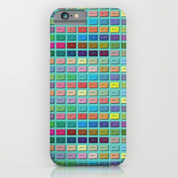 Wall of Sound iPhone & iPod Case by picturing juj
