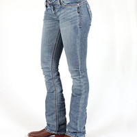 Silver Jeans® Ladies' Tuesday Low Rise Jeans