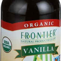 Frontier Natural Products Vanilla Extract - Organic - 2 oz