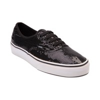 Vans Authentic Sequined Skate Shoe