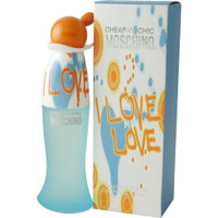 Moschino I LOVE LOVE EDT SPRAY 1.7 OZ WOMEN
