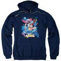 Steven Universe - Group Shot Adult Pull Over Hoodie