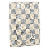 Louis Vuitton Damier Azur Passport Cover