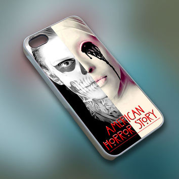 BuTum - American Horror Story Asylum Tate Langdon - Cell Phone Custom - iPhone 4 4s 5 5s 5c, Samsung S3 S4
