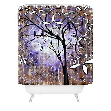 Madart Inc. Royalty Shower Curtain