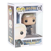 Funko Harry Potter Pop! Draco Malfoy Vinyl Figure